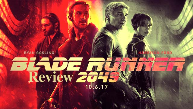 Blad Runner 2049 Trailer And Review - Boomspk