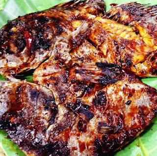 resep ikan baronang