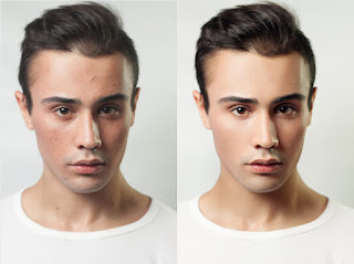 Face Retouch for Marks, wrinkles etc by AjitGuptaCreation