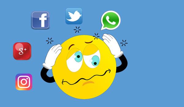 Kadang Suka Males Banget Buka Media Sosial