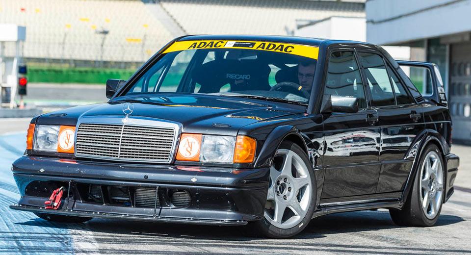 190E Evo IIs Are So Precious, Mercedes Decided To Build A New One