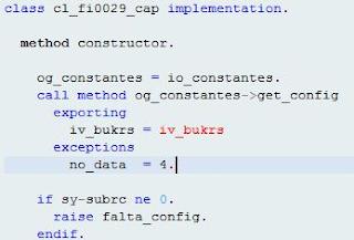 Error ABAP SAP GUI 470