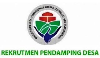 Info Penerimaan dan Jadwal Pendaftaran Pendamping Desa 2019
