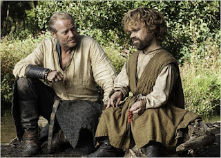 Jorah Mormont Tyrion Lannister Saison 5