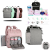 Amazon: $19.99 (Reg. $39.99) Diaper Backpack with Stroller Straps & Changing Pad!