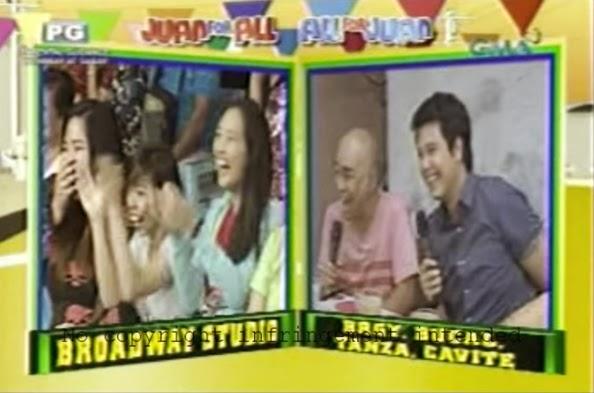 Eat Bulaga's Problem Solving, Barangay Bucal, Tanza, Cavite