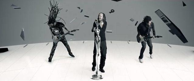 "Wildchild: Korn: disponível novo clipe, ""Never Never"""