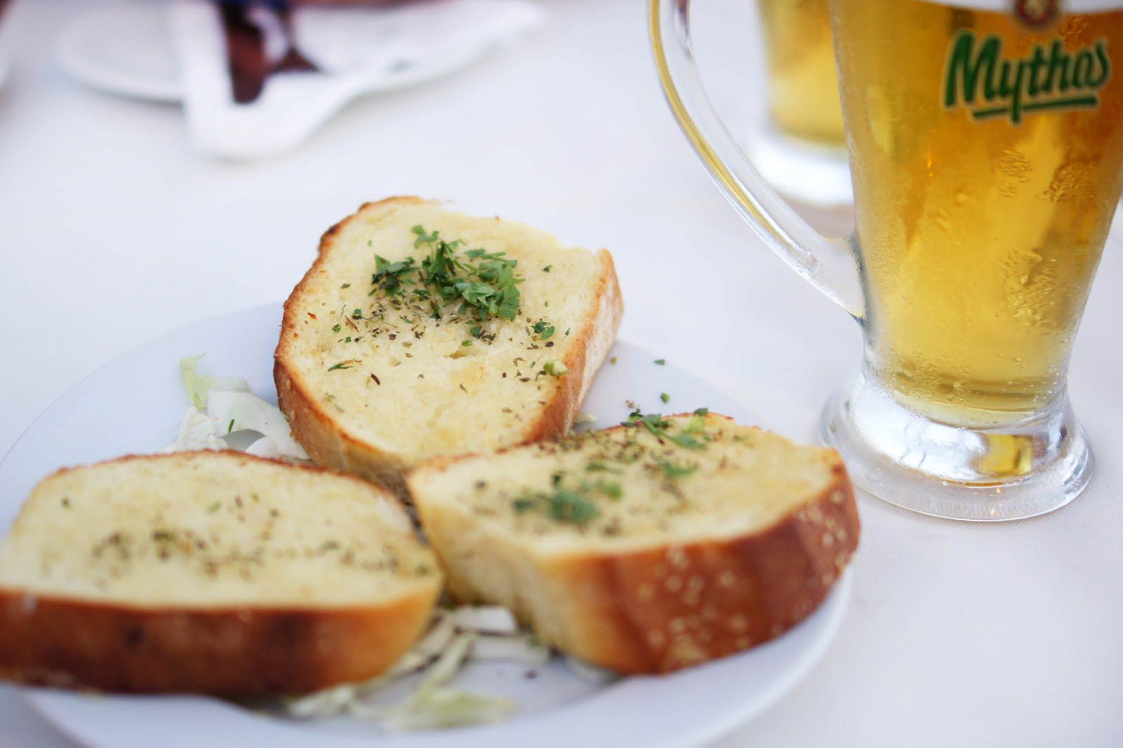 wat eten grieken als ontbijt