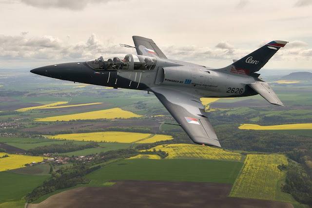 Aero Vodochody crisis L-39NG program