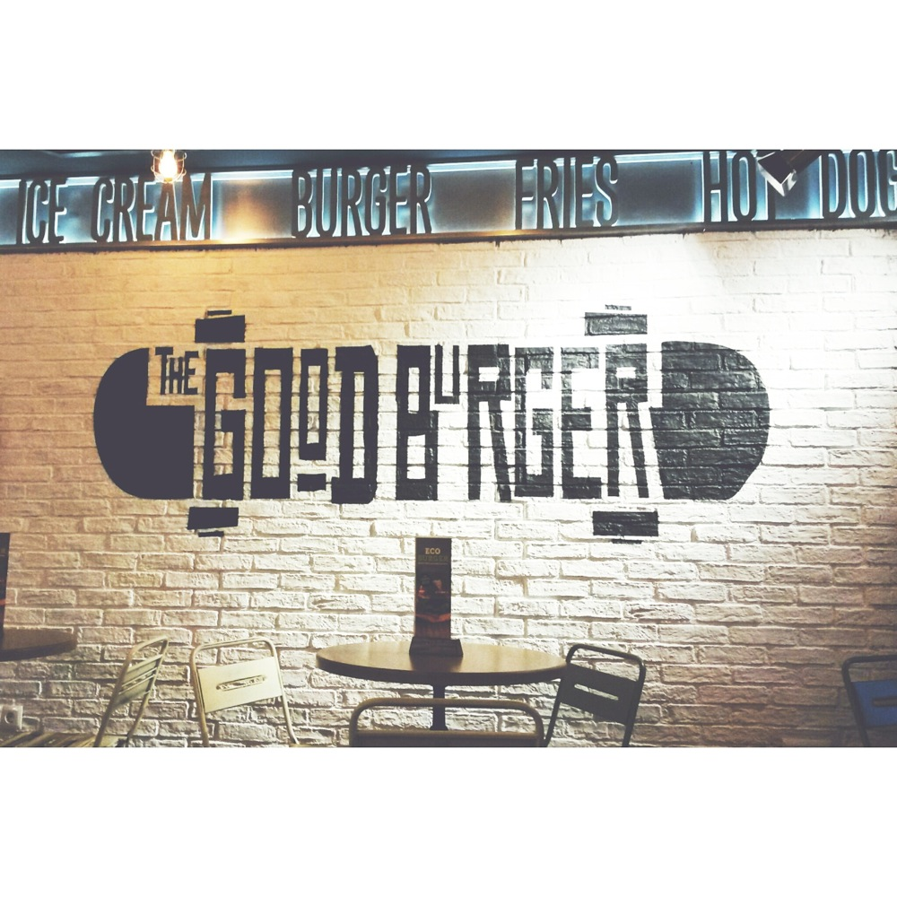 The Good Burger en Puerto Venecia Zaragoza