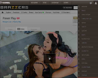 Brazzers porn account