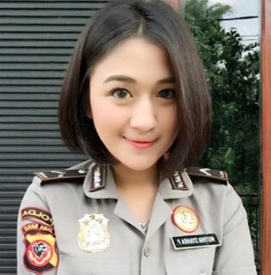 polwan indonesia seksi