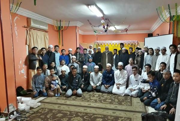 Keluarga Mahasiswa Kalimantan Mesir (KMKM) Datangkan Syeikh Mahmud Said Mamduh As-Syafi'ie