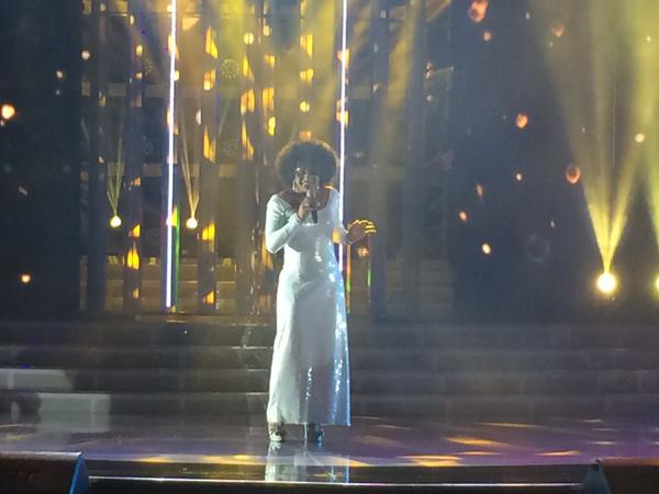 "Nyoy as Whitney Houston on ""Your Face Sounds Familiar"" Grand Showdown"
