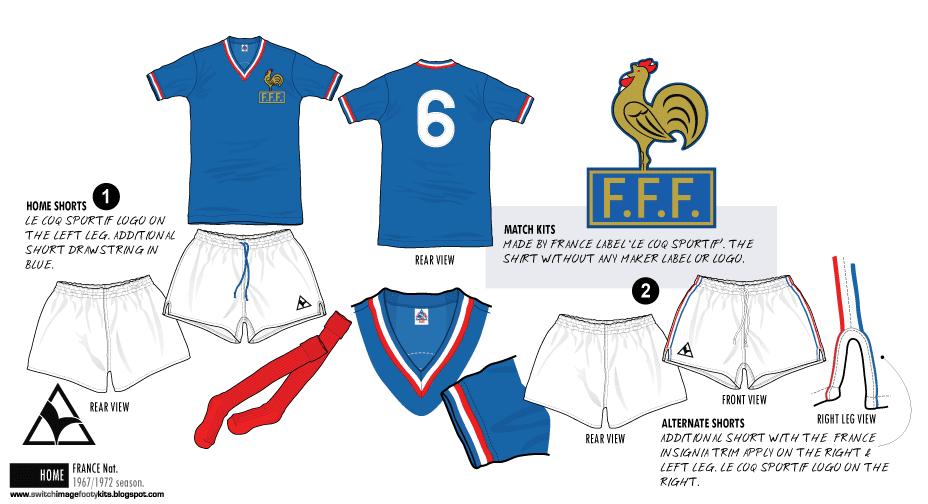 le coq sportif fff