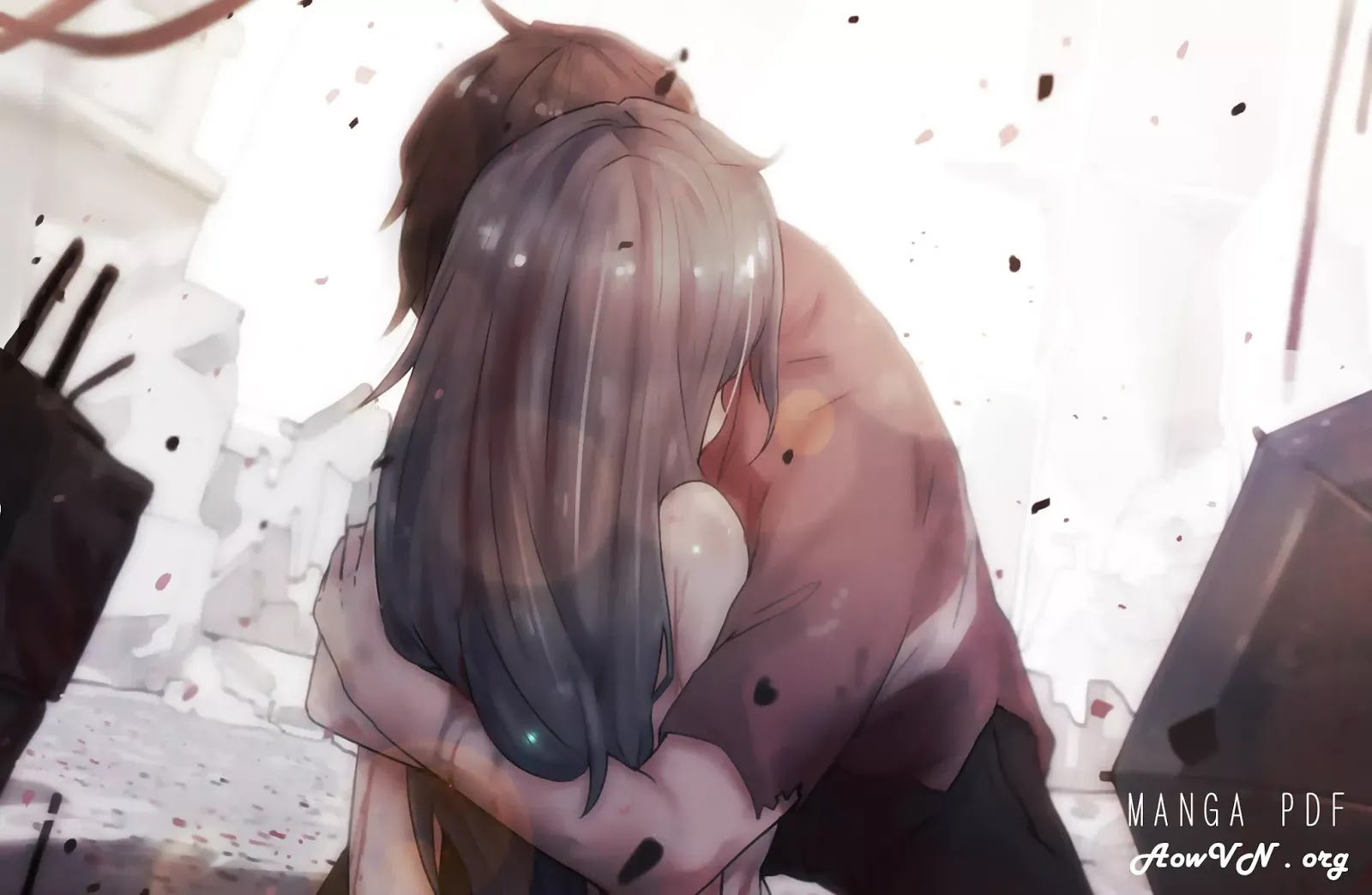 AowVN.org minz - [ Manga PDF ] Trọn bộ Maou na Ore to Fushihime no Yubiwa | Harem Hay