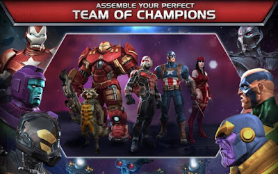 MARVEL Contest of Champions mod Apk v9.1.0 gratis Download