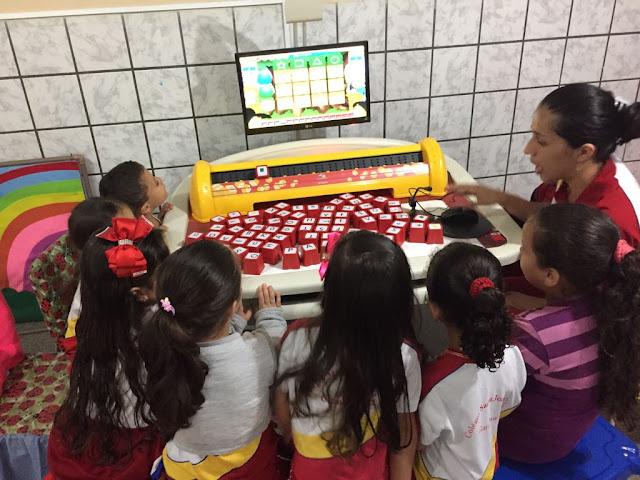 CSJD faz o diferencial trazendo ainda mais tecnologia e interatividade para o colégio