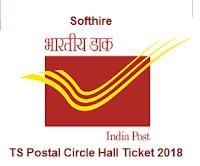 TS Postal Circle Hall Ticket