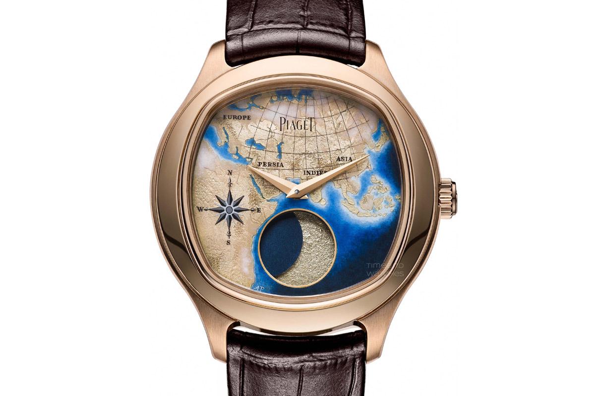 09e9c8af6a0 Piaget - Emperador Coussin XL Lune Astronomique