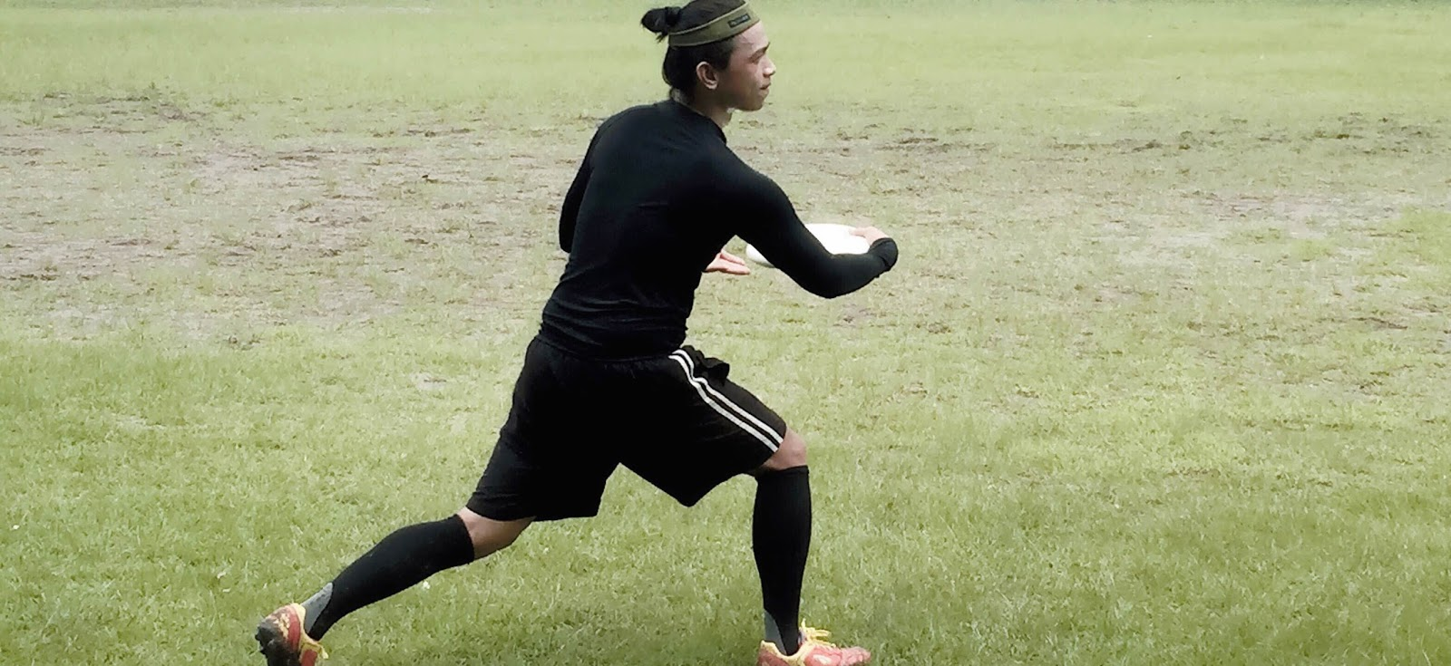 Ultimate Frisbee Manila Philippines, Sweathawg headband