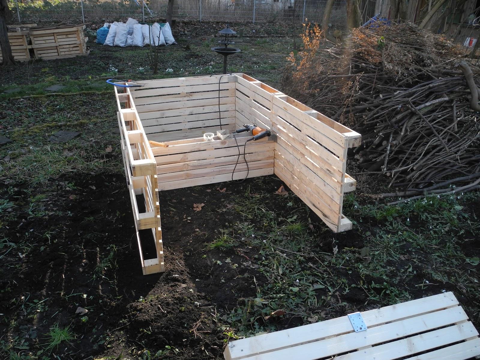 die stadtbauern hochbeete aus einwegpaletten. Black Bedroom Furniture Sets. Home Design Ideas