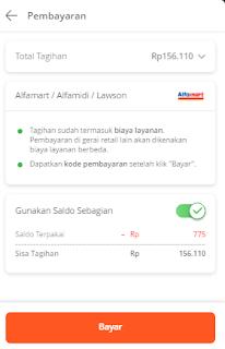 Cara belanja di Tokopedia lewat Indomaret/Alfamart/Alfamidi