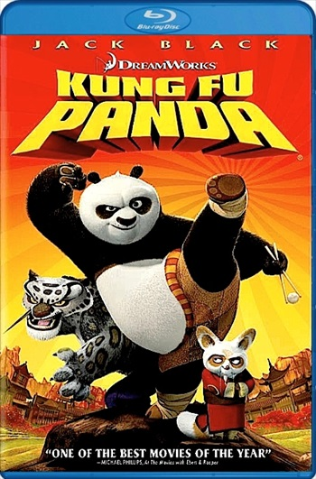 Kung Fu Panda 2008 Dual Audio Hindi 480p BluRay 300mb