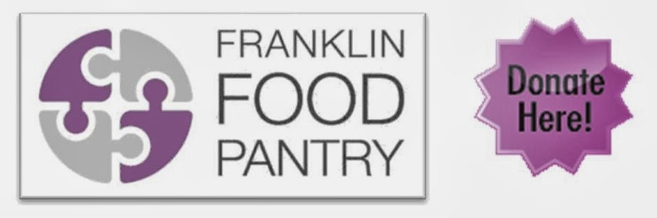 make a donation to the Food Pantry
