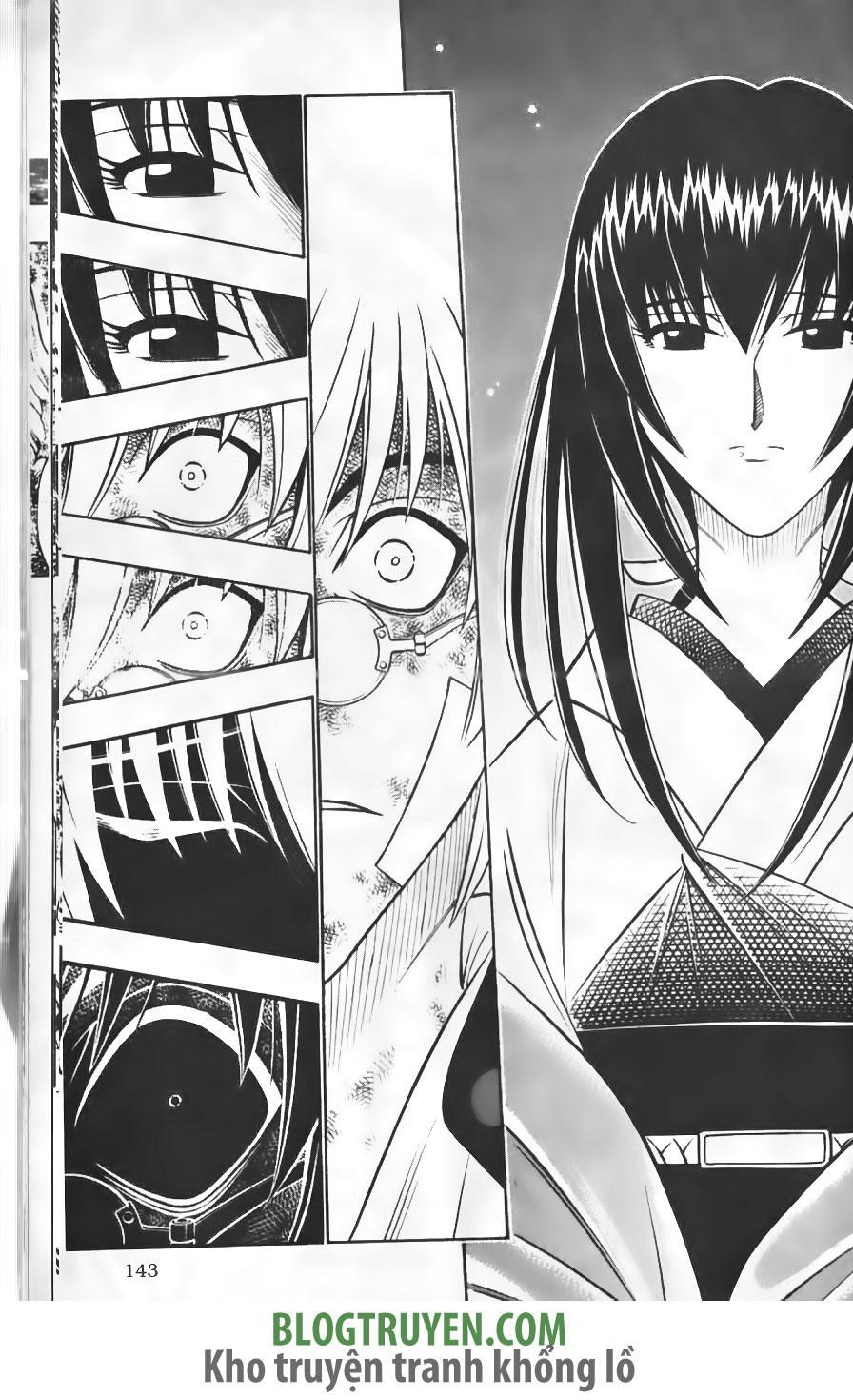 Rurouni Kenshin chap 214 trang 13