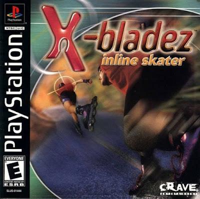 descargar x bladez inline skater psx por mega