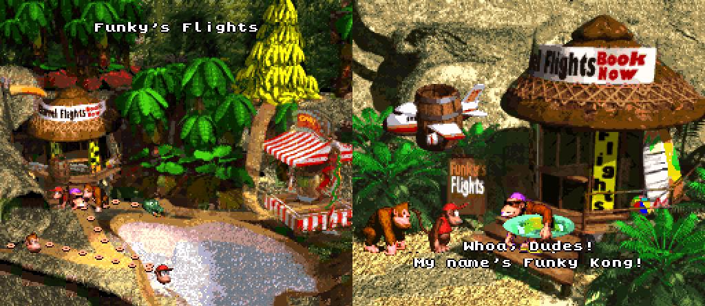 Resultado de imagem para donkey kong country snes personagens