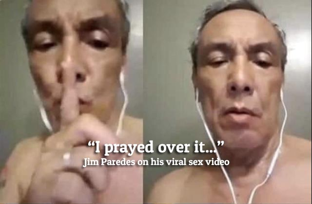 Jim Paredes Breaks Silence On Alleged Scandal Video: Jim Paredes On His Viral Video Scandal: I Prayed Over It