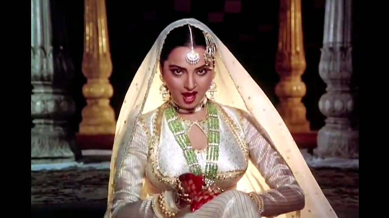Who Is The Woman With Rekha