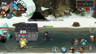 Download Naruto Senki the Last fixed Mod Update by Andris Apk