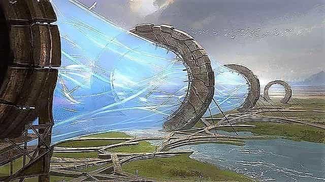 Η Μυστική «Πύλη του Ουρανού» που Συνδέει Αρχαίες Πύλες της Γης με Άλλα Άστρα και Νοήμονες Πολιτισμούς