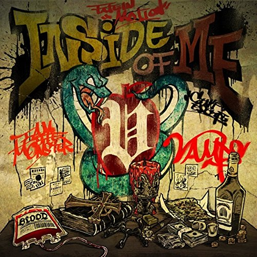 [Single] VAMPS – INSIDE OF ME feat. Chris Motionless of Motionless In White (MP3/RAR)