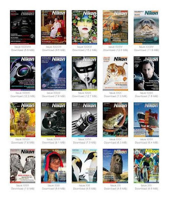 Nikon Owner Magazine Makes All of its Back Issues Available Online