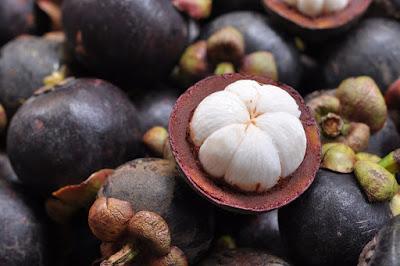 Manggis sebagai pewarna alami batik