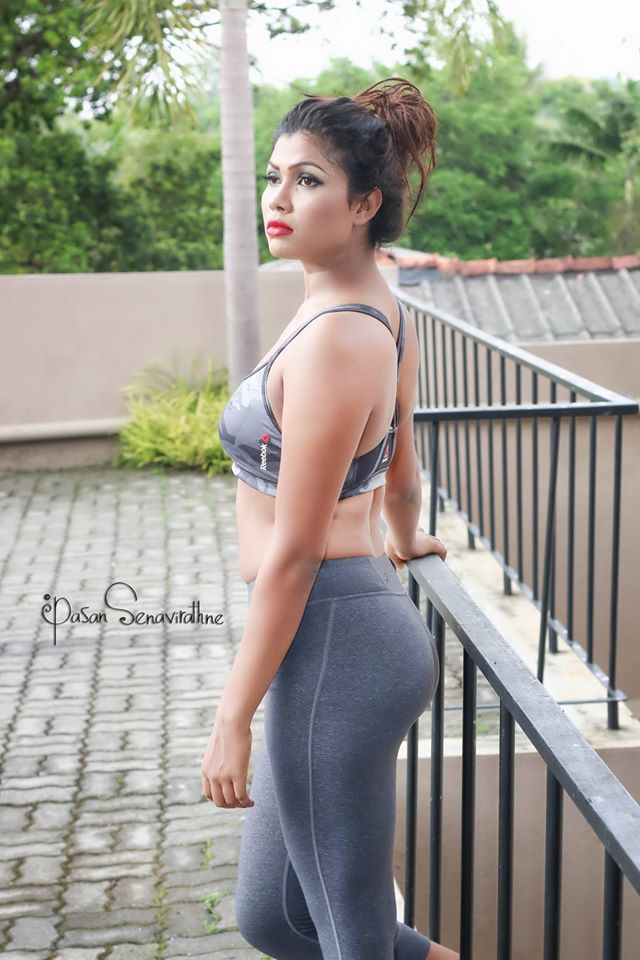 dilini aththanayake hot