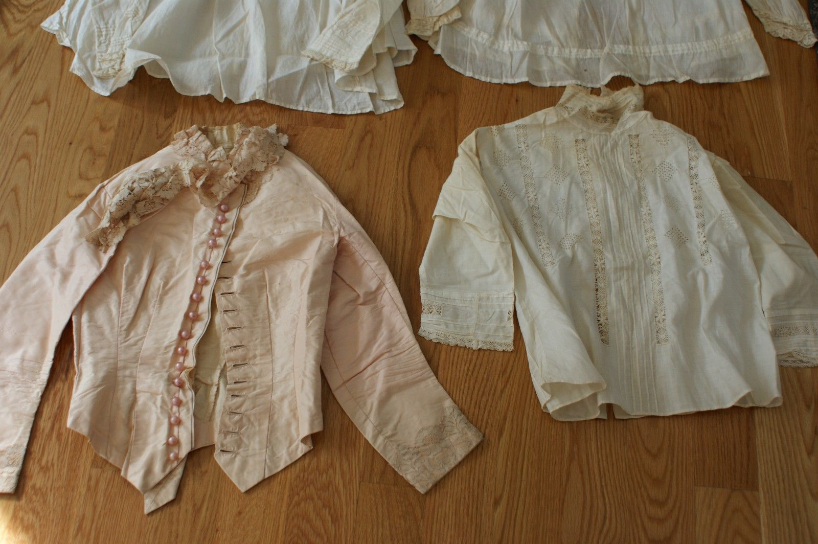 All The Pretty Dresses: Victorian and Edwardian Bodice and