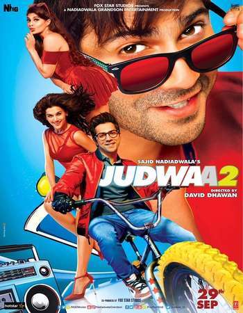 Judwaa 2 2017 Hindi Movie 300MB DVDSCR HQ