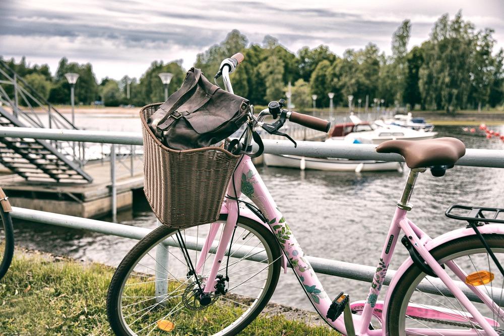 Pori, Visitpori, Rakastuporiin, Porin Kaupunki, matkailu, matkustus, Visualaddict, valokuvaaja, Frida Steiner, kotimaa, suomi, Kirjurinluoto, Helkama, polkupyörä
