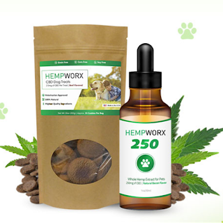 How much CBD oil to give my dog? How much Hempworx CBD oil for pets?
