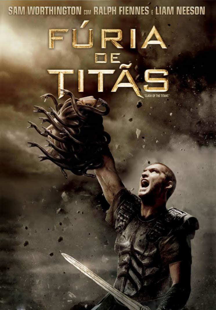 Fúria de Titãs 3D Torrent – Blu-ray Rip 1080p Dual Áudio (2010)