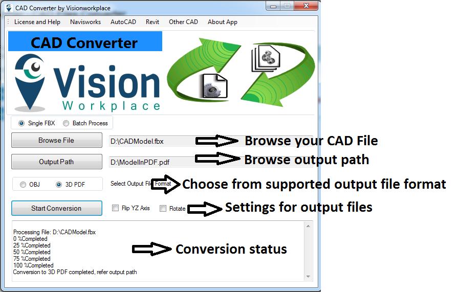 Revit Add-Ons: CAD Files Converter – Convert FBX Files to