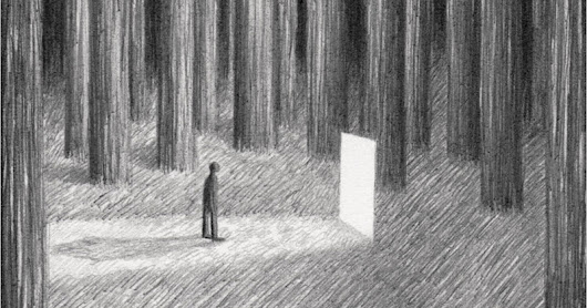 Protecting Us From Emptiness: Drawings by James Lipnickas