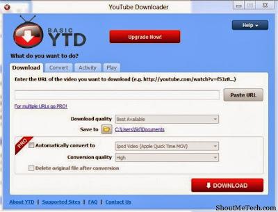 TutorialesFull: YTDownloader