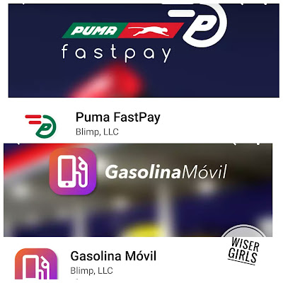 puma fast pay y gasolina movil aplicaciones celular