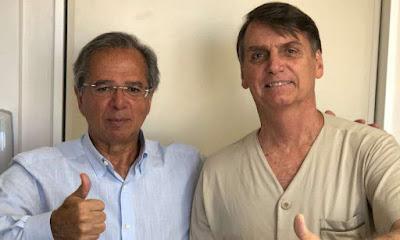 A futura equipe de Bolsonaro